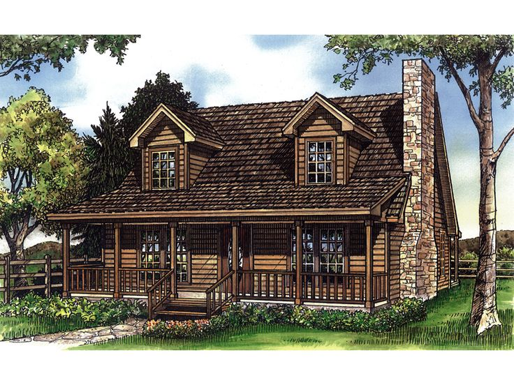 donnelly rustic home - Slab Home Designs