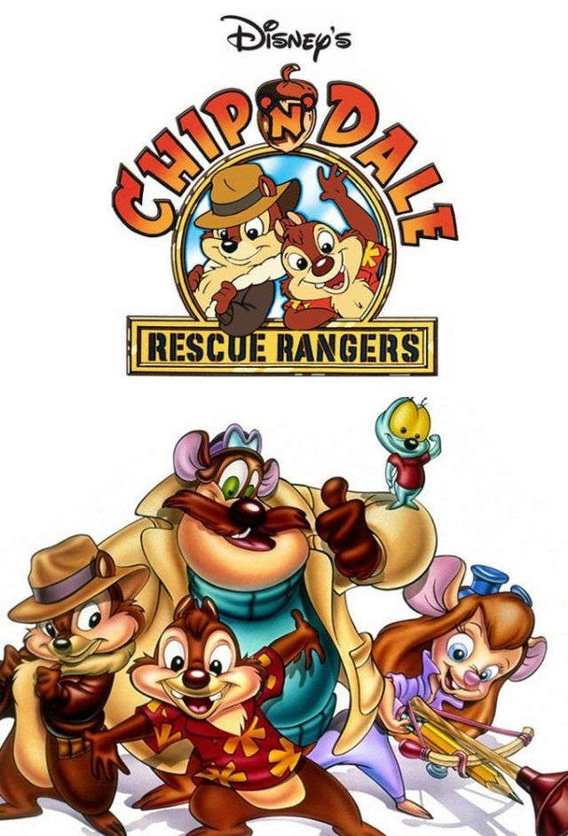 Chip n Dale Rescue Rangers S01E06 Hindi Dubbed 720P | Dog