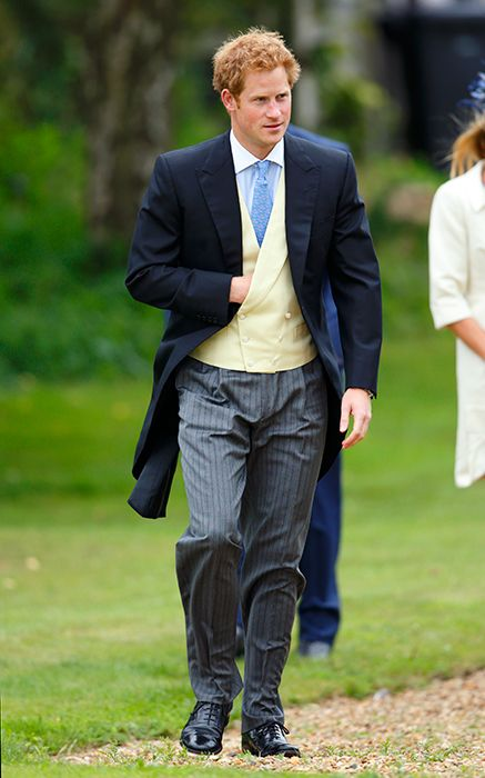 Prince William, Prince Harry and Pippa Middleton attend high-society wedding - Photo 2 | Celebrity news in hellomagazine.com