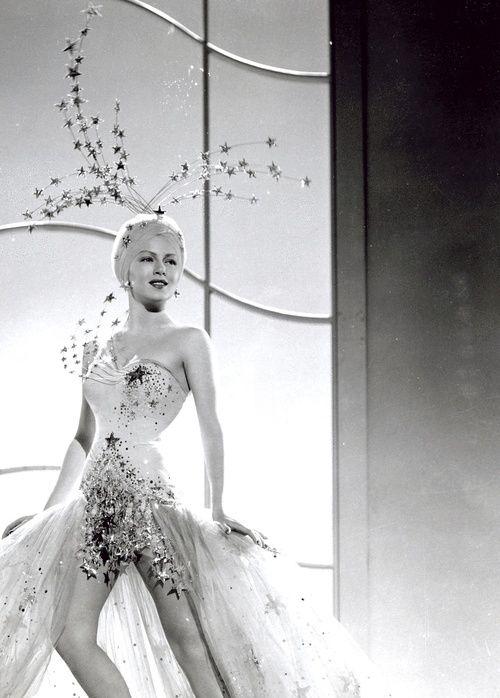 Lana Turner, Ziegfeld Girl.