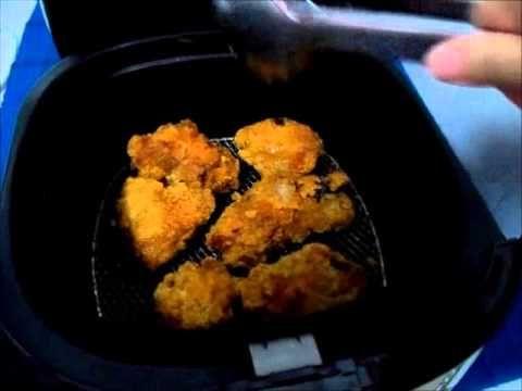 Philips Airfryer - Instant Fried Chicken