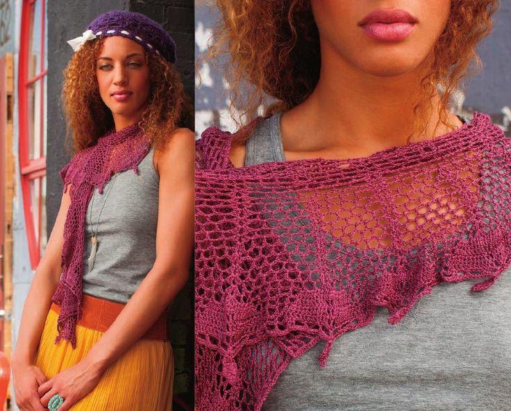 Mejores 21 imágenes de bufandas en Pinterest | Bufandas, Crochet ...