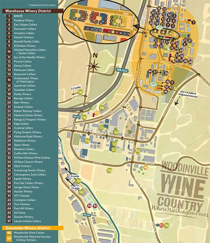 woodinville wineries map with Woodinville Wine Country Maps on Pugetloddnmap besides Woodinville Wine Countrys Go To Dinner Hack Tuesday Recipe And Wine Pairing besides Locals Guide To The Best Woodinville Wineries together with Aerial View Over Wahluke Slope Ava Washington likewise Washington Wines Next Generation David Rosenthal Makes Chateau Ste Michelles Super Popular White Wines.