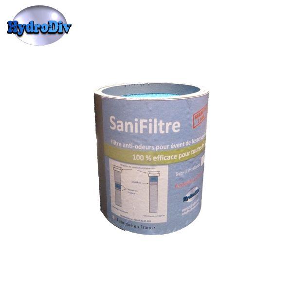 sanifiltre filtre anti odeurs pour fosse septique base. Black Bedroom Furniture Sets. Home Design Ideas