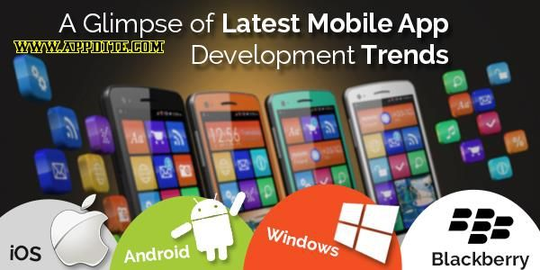 The use of mobile phone in each day.There is a growing mobile application development to keep up the innovative trend.  http://www.appdite.com
