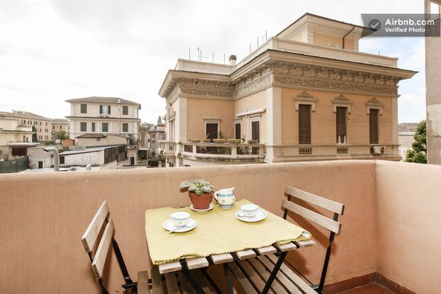 Apartment in Rome $152 a night