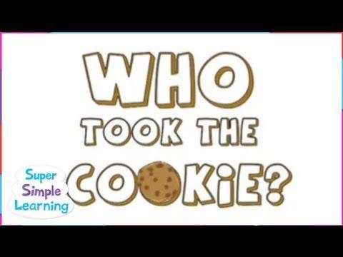 Who Took the Cookie? - Teaching Tips