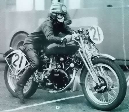 Have to find this riders name and history!  She looks awesome...