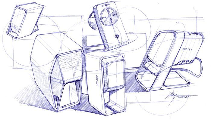 Sketches of Speakers by Spencer Nugent