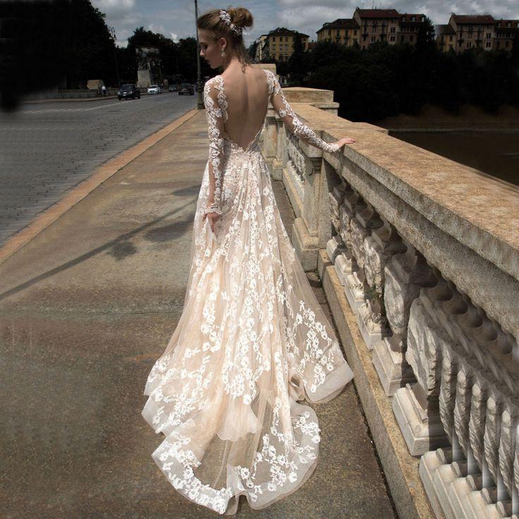 The 25 best Lace beach wedding dress ideas on Pinterest Beach