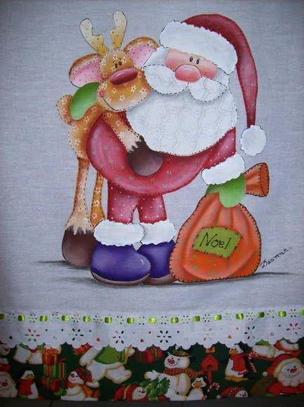 Tecido em linho panamá com barrado em tecido de algodão, bico bordado, passa-fita, e fita em cetim R$ 35,00