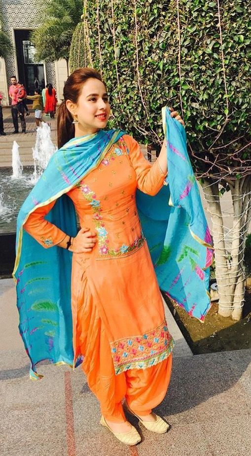 138c667929 Fashionable Punjabi Suit For Trendy Girls – Designers Outfits Collection
