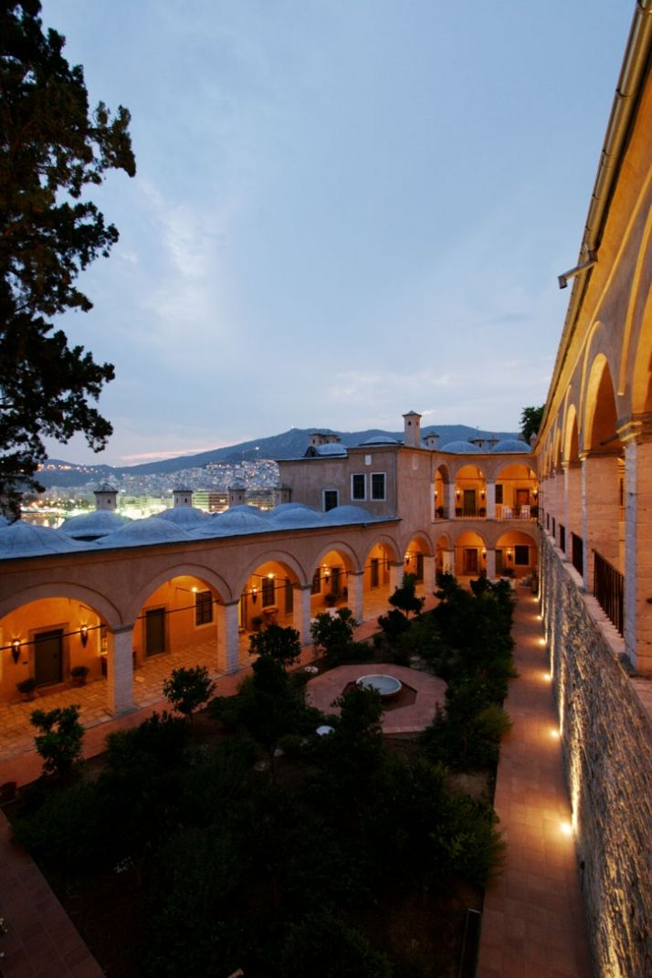 IMARET // A paradise in the Heart of Kavala | Yatzer