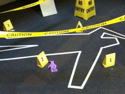 tips for writing a murder mystery party game.