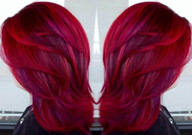 If I could be bothered to maintain red hair still, this would be really tempting to try out.
