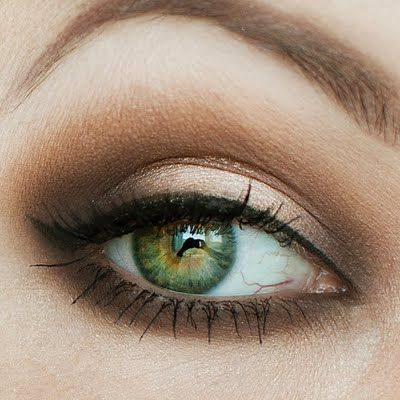 These gorgeous sultry hues will make any look instantly more delicious for an everyday smokey eye.