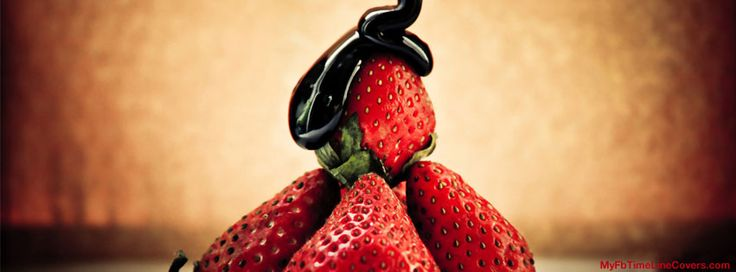 Chocolaty strawberry Facebook cover. chocolaty Facebook timeline profile image banner cover. strawberry Facebook timeline photo cover. chocolaty strawberry covers.
