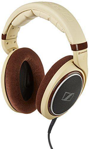 Sennheiser HD 598 Over-Ear Headphones - Ivory Sennheiser https://smile.amazon.com/dp/B0042A8CW2/ref=cm_sw_r_pi_dp_1FwNxb6NTKM7V