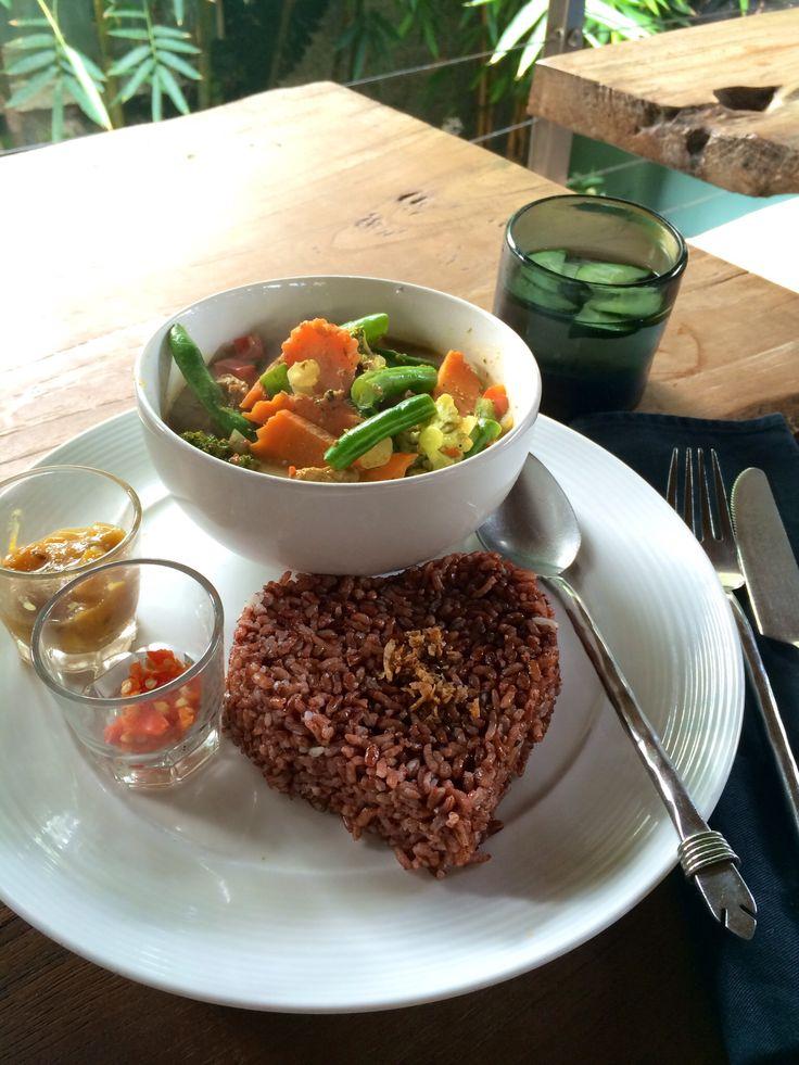 Clear Cafe, Ubud