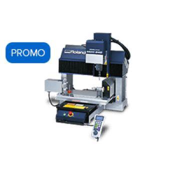 New Roland MDX Series Benchtop Milling Machines - MDX-540/MDX-540A/MDX-540S/MDX-540SA