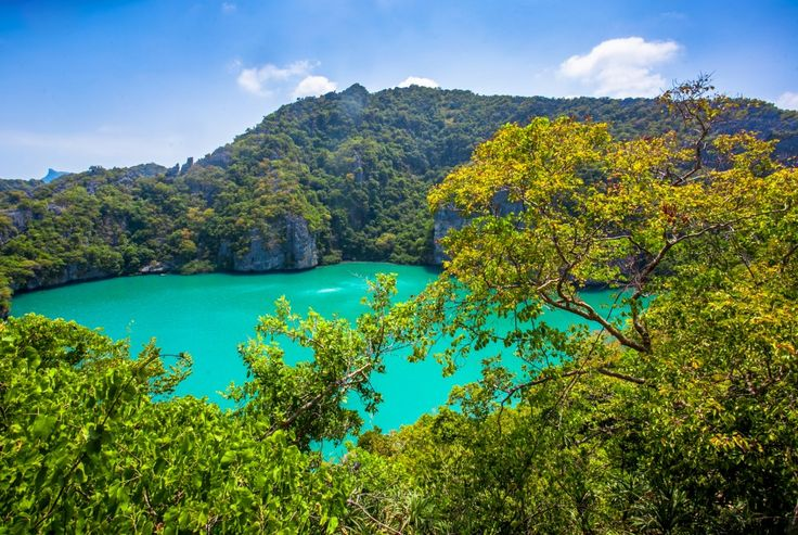 Ang Thong Marine National Park - Bezienswaardigheden Thailand