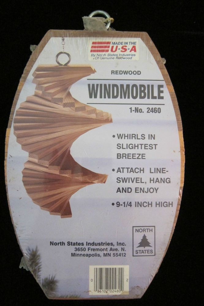 wood spiral wind spinners 3