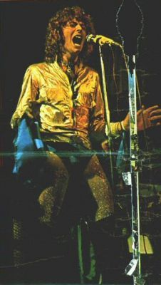 David Bowie Live at The Roundhouse, march 1970