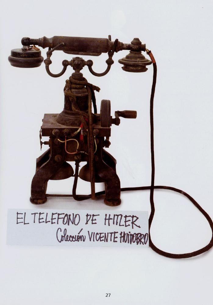 De Nicanor Parra