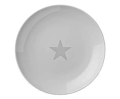 Serveerborden Star, Ø 25 cm