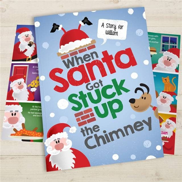 personalised christmas book for kids , ideal present to buy them this personalised gift for children is beautiful