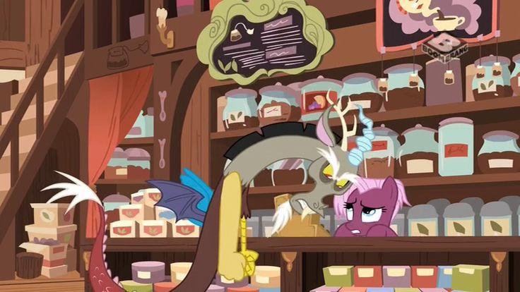 #1466580 - boomerang (tv channel), discord, discordant harmony, safe, screencap, spoiler:s07e12 - Derpibooru - My Little Pony: Friendship is Magic Imageboard