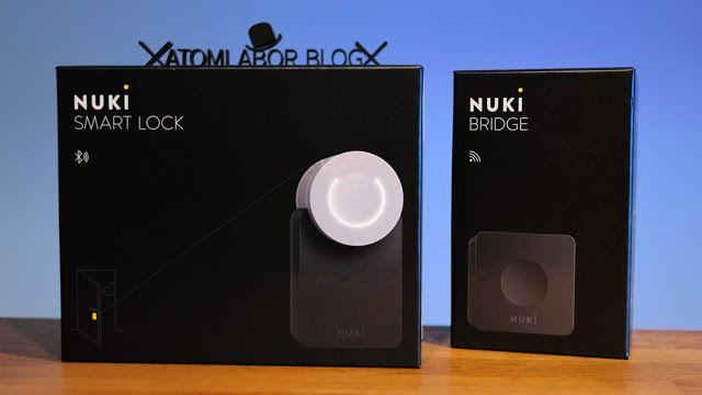 Kennst Du Nuki?  Nuki  ist ein Smart Lock . Smart Lock? Was soll das sein?  Nun es ist ein Aufsatz für Deine Türschlösser. Ein kleiner K...