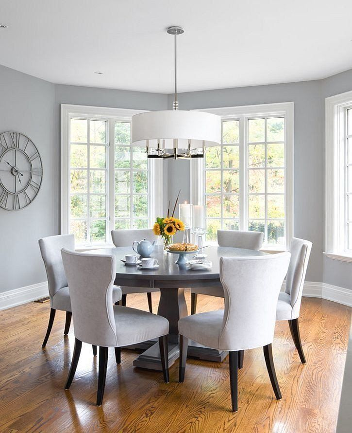 Rooms To Go Small Kitchen Tables Elegant 25 Elegant And Exquisite Gray Dining Ro 1000 In 2020 Dining Room Small Small Dining Room Decor Elegant Dining Room