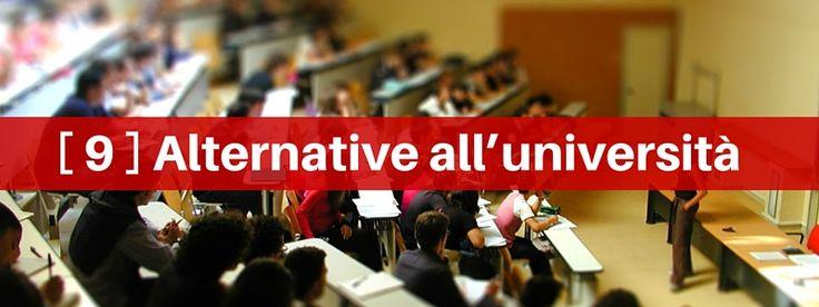 Alternative all'università: le 9 soluzioni di James Altucher