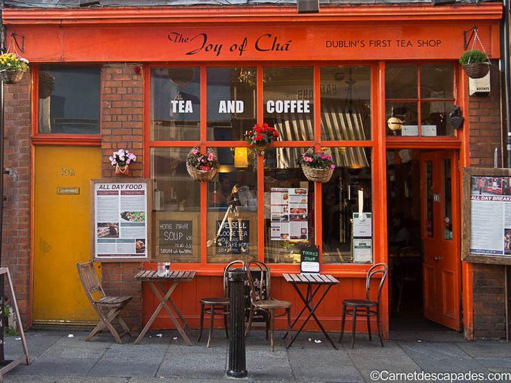 4 jours à Dublin - Idées de visites et bonnes adresses - Carnet d'escapades