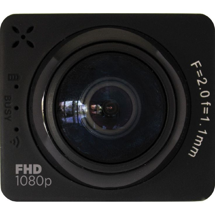 3-SIXT Full HD 360 Deg Wi-Fi Sports Action Camera 1080P Black #Shoproads #onlineshopping #DSLR