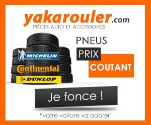 Yakarouler : une sélection des plus grandes marques de pneus à prix coûtant