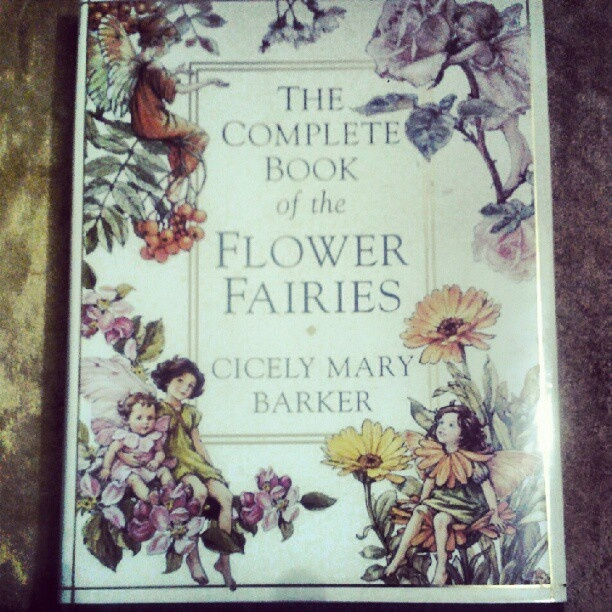 The Complete Book of Flower Fairies  Cicely Mary Barker