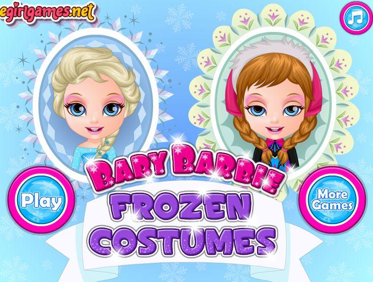 #frozen #juego_de_frozen  #juegos_frozen  #juegos_de_frozen actualiza nuevo juego  http://www.juegosde-frozen.com/juegos-baby-barbie-frozen-costumes.html