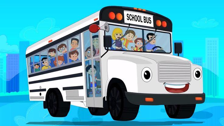 Ruedas en el autobús | Canción de cuna | Canciones cabritos | Colección ...The Wheels on the Bus children rhyme has come to pick up some energetic children to take to their preschool .So let's have fun. #Niños #preescolares #educativo #aprendizaje #rimas #kidsvideos #nurseryrhymes #kindergarten #homeschooling #parenting #kidslearning #Wheelsonthebusespanol #espanol #kidssongs