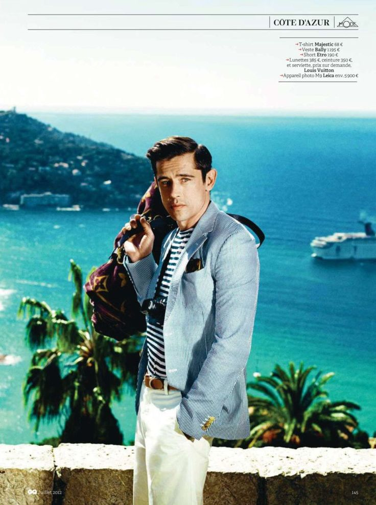 Werner Schreyer GQ Frances July 2012: Style, By Tomo Brejc, Schreyer Gq, Werner Schreyer, France July, July 2012, Gq France, Frances July
