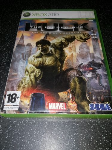 The #incredible hulk #(microsoft xbox 360, #2008),  View more on the LINK: http://www.zeppy.io/product/gb/2/112216275307/
