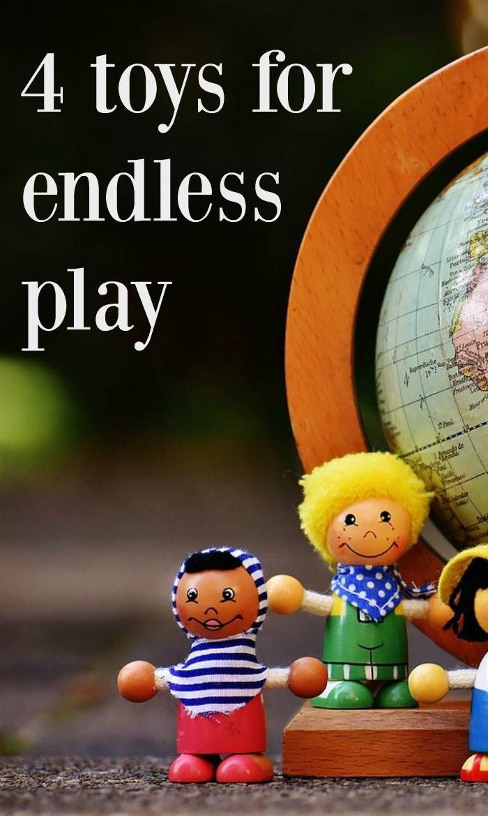 4 great value toys for endless play Simple play ideas for kids that will last and last, Toys for imagination and possibility,  The perfect toys to encourage a childs development through play