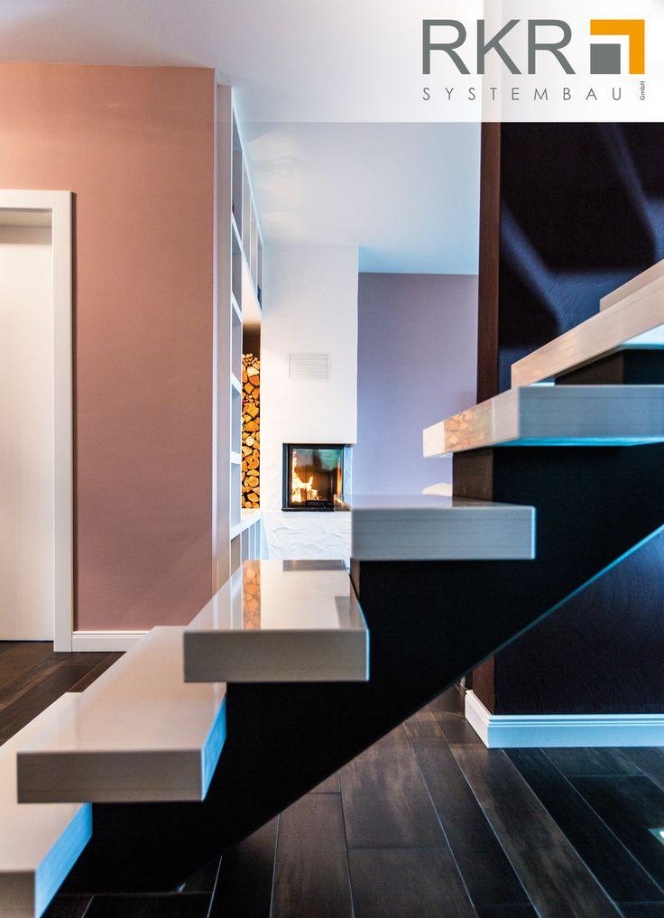 20 best RKR - Zufrieden Leben images on Pinterest Live, House - design treppe holz lebendig aussieht