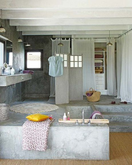 Baños Microcemento Pulido: Pulido en Pinterest