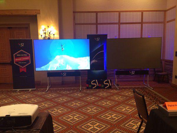 Screen vs OLED