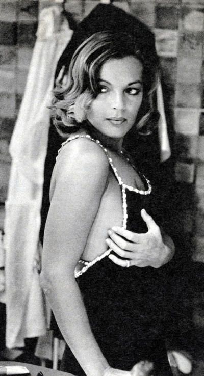 """Romy in """"Les innocents aux mains sales""""32"""