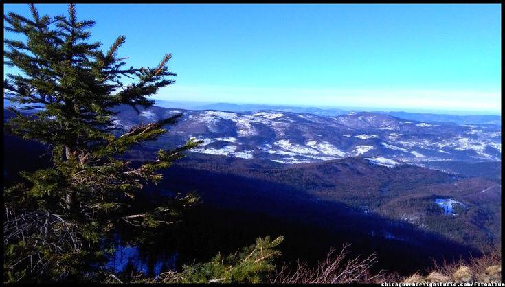 Babia Góra #Diablak Beskidy Babiogórski-Park-Narodowy #BPN #góry #Poland #Polska #mountains panorama-na-Tatry-z-Babiej Góry #Zawoja #szlaki_górskie #turystyka