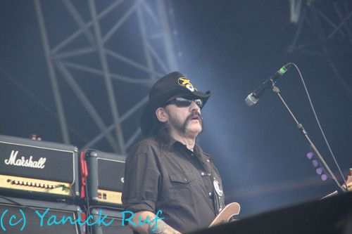 Adieu Lemmy, l'un des pères fondateurs du Rock'n'Roll….