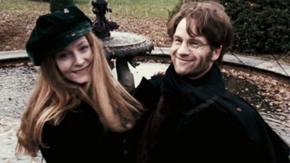 lily and james potter.